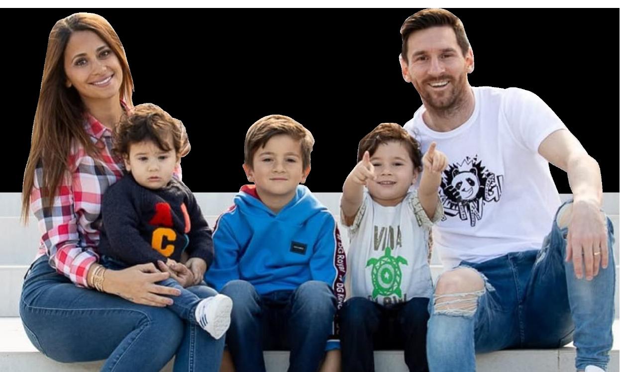 Biografia Leo Messi Messi Com