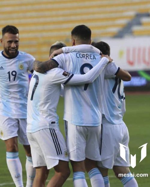 BOLIVIA V ARGENTINA