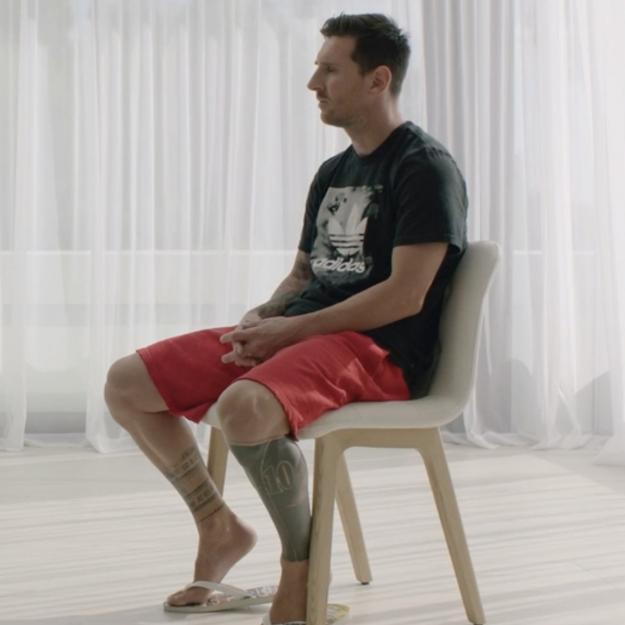 Entrevista LEO se queda en el FCB